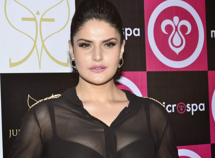 Zareen Khan Famous role and Awards Won