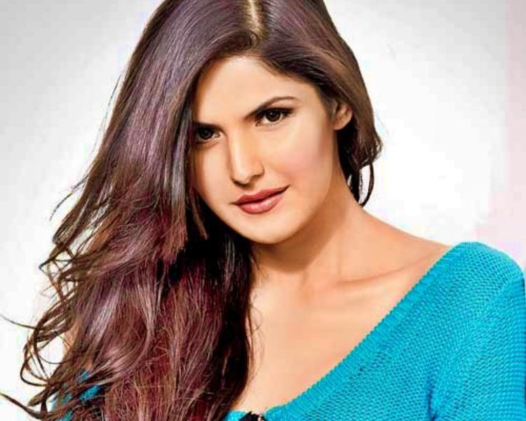 Zareen Khan Figure, Height, Weight, Hair Colour and Eye Colour