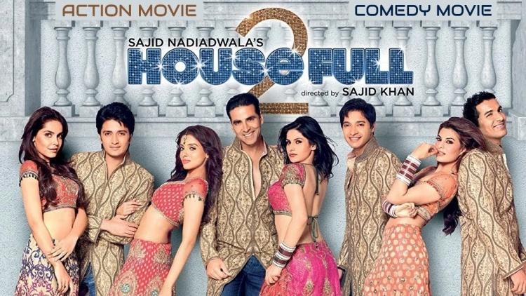 Zareen Khan in Housefull 2