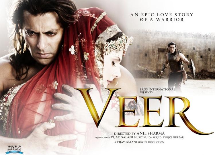 Zareen Khan in Veer