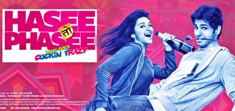 Adah Sharma in Hasee Toh Phasee