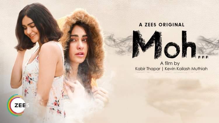 Adah Sharma in Moh short film