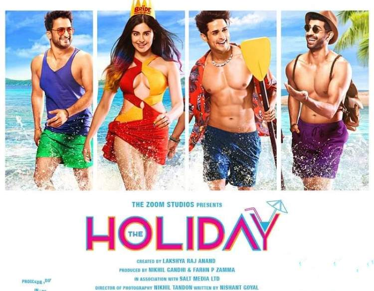 Adah Sharma in The Holiday
