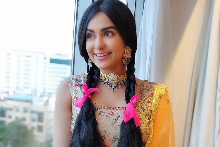 Adha Sharma  Wiki Bio Age Husband Salary Photos Video News Ig Fb Tw