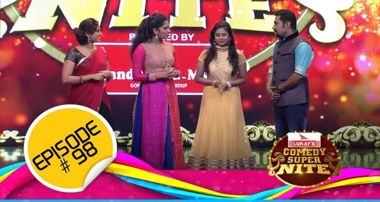 Comedy Super Nite 2 In Priya Lal