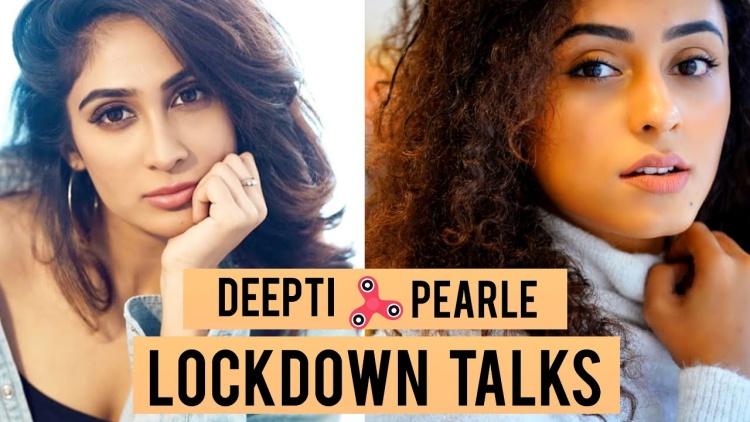 Deepti Sati in Lockdown Talks