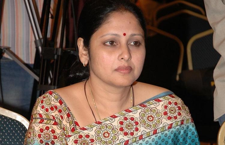 Jaya Sudha Figure, Height, Weight, Hair Colour and Eye Colour
