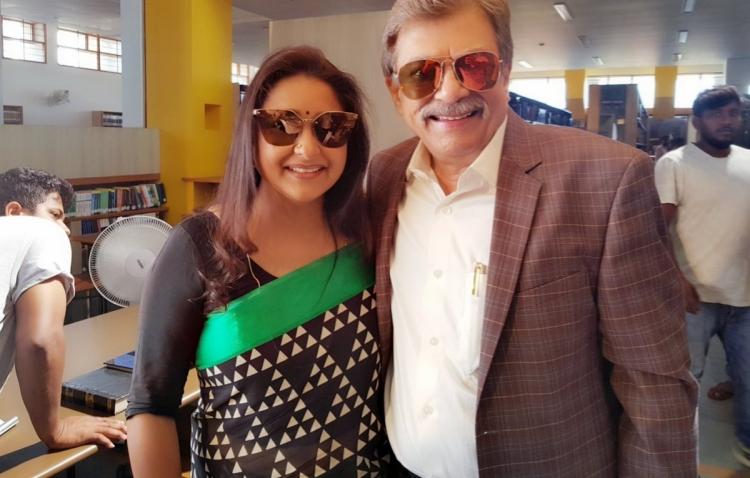 Malavika Avinash Favourite Film, Actor and Actress