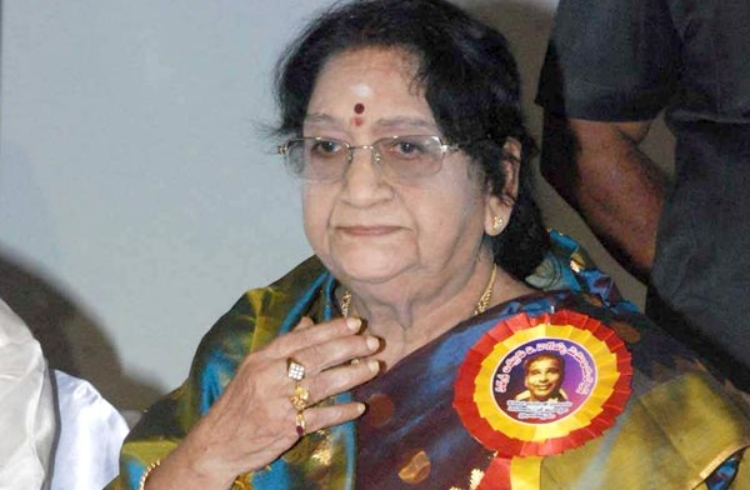 Anjali Devi Figure, Height, Weight, Hair Colour and Eye Colour