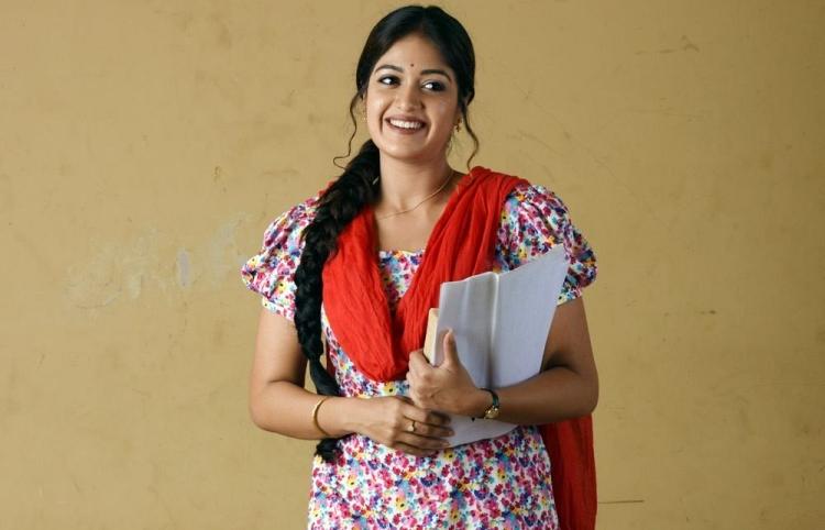 Meghana Raj Figure, Height, Weight, Hair Colour and Eye Colour