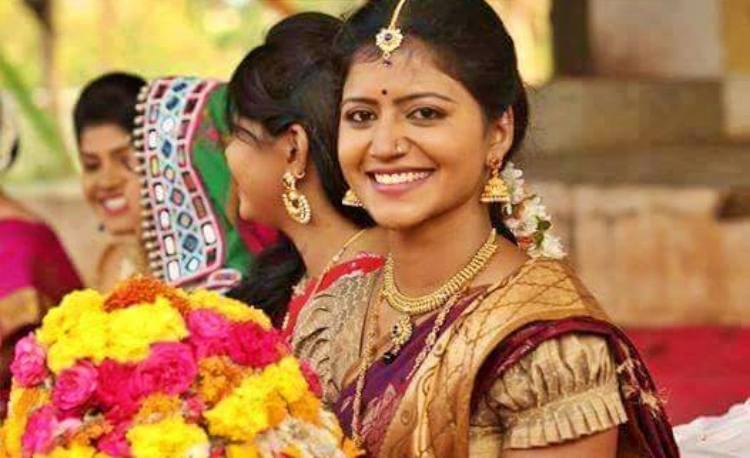 Shiva Jyothi Figure, Height, Weight, Hair Colour and Eye Colour