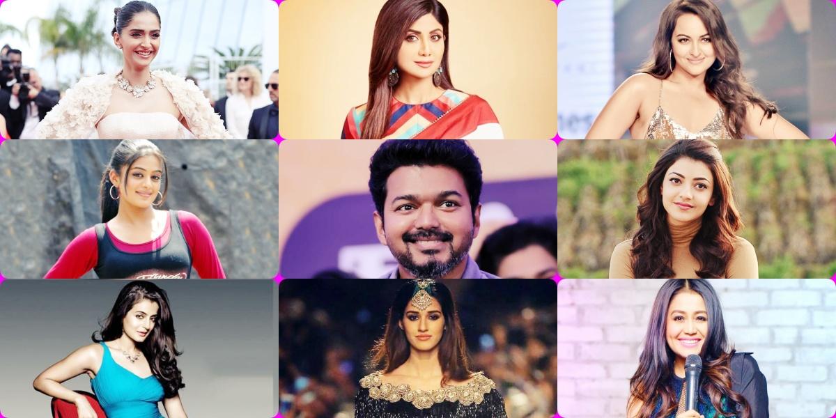 Celebrities Born in June